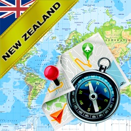 New Zealand - Offline Map & GPS Navigator