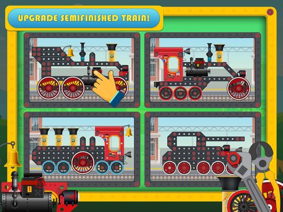 Train Simulator & Maker Game screenshot 3