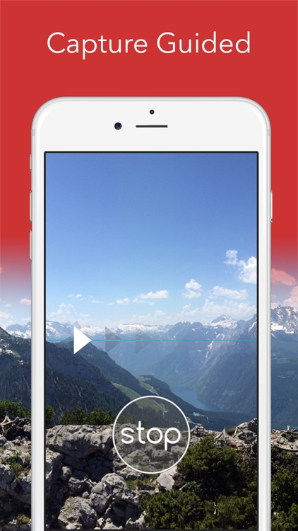 Cycloramic for iPhone 6/6S (Not the 6+/6S+) screenshot-3
