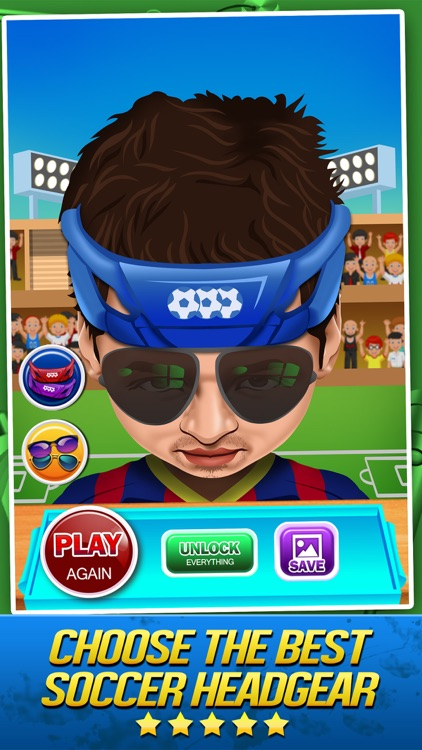 Soccer Doctor Surgery Salon - Kid Games Free screenshot-3
