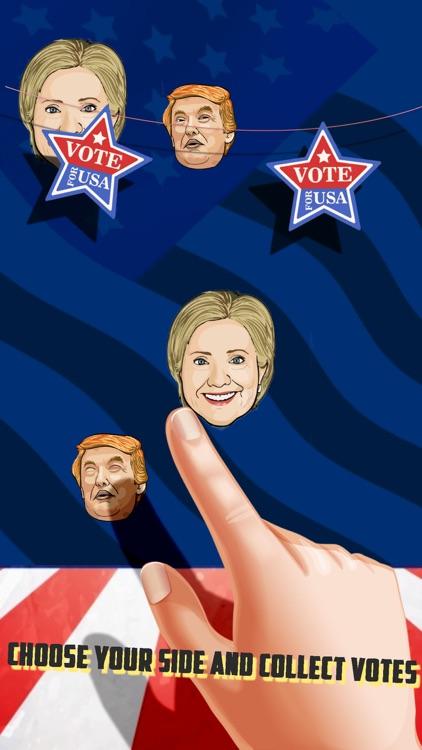 Hillary vs Donald trump  – USA election game 2016 screenshot-4