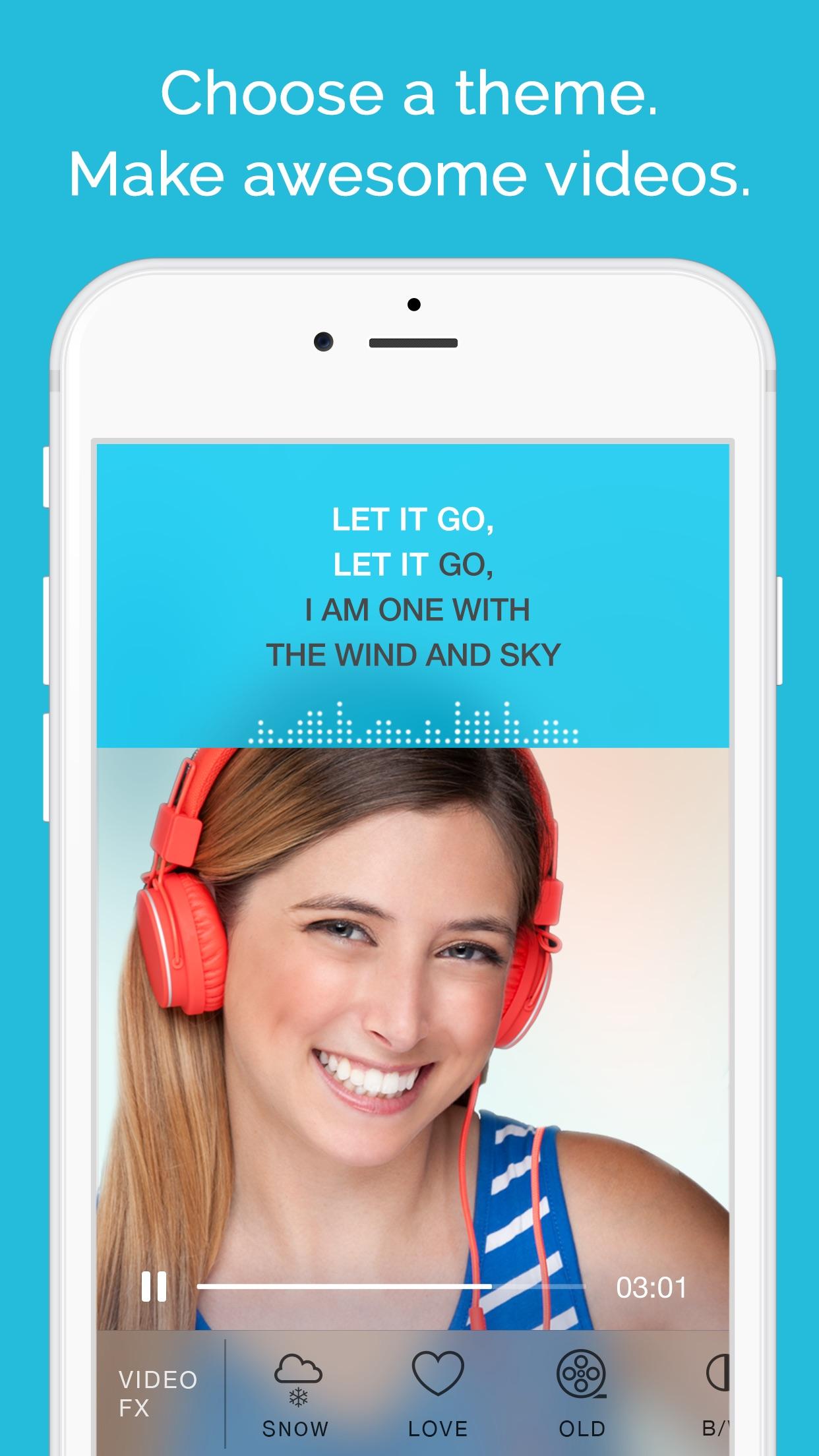 Karaoke - Sing Karaoke, Unlimited Songs! Screenshot