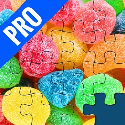 Candy Jigsaw Rush Pro - Puzzles For Family Fun