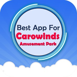 Best App For Carowinds Amusement park Guide