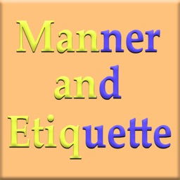 manner and etiquettes