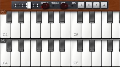 Pocket Organ C3b3 review screenshots