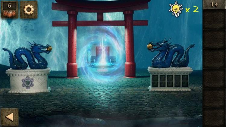 密室逃脱:逃出阴森神庙 screenshot-4