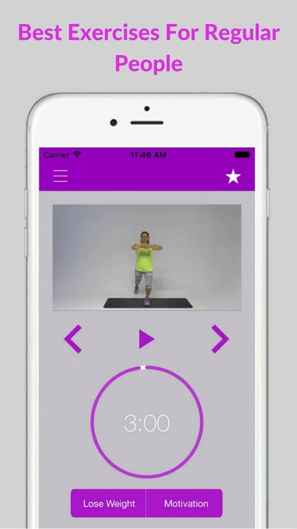 Fat Burning Training Exercises & Workout Routine screenshot-3
