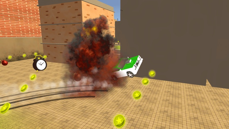 Drift Car Racing: Fun City Driving & Speed Derby screenshot-4