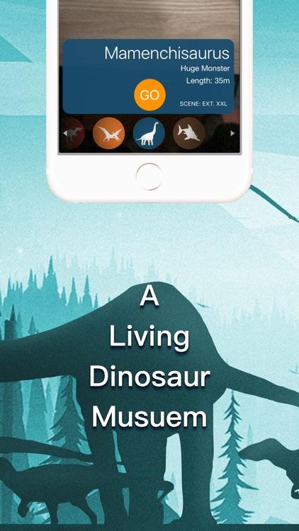 DinoCube AR - Dinosaurs Live!