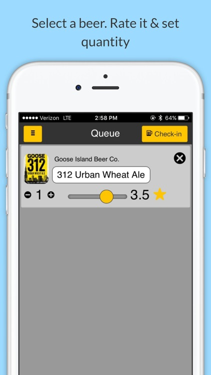 BeerSwift: Faster & Offline Check-Ins for Untappd screenshot-2