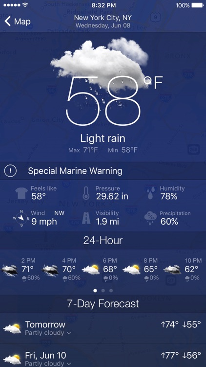 NOAA Radar Pro: Weather Alerts