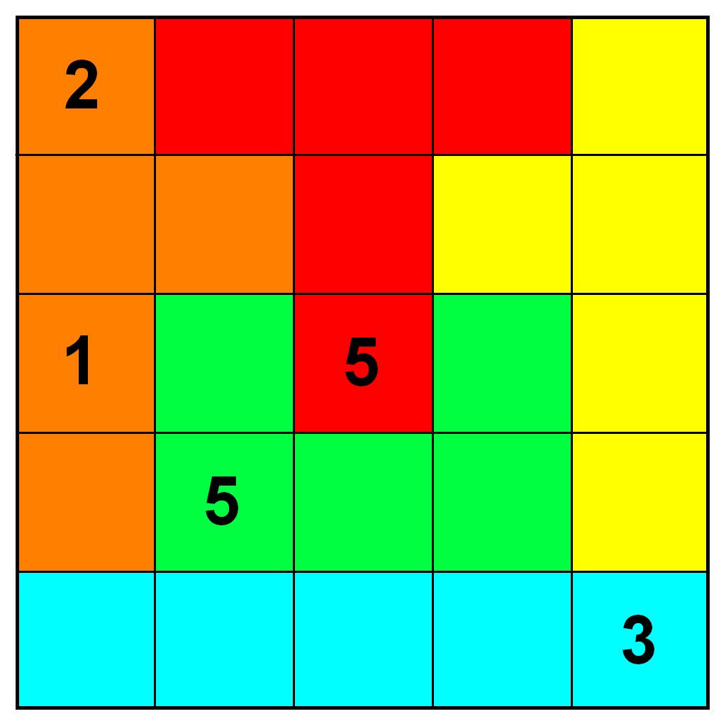 App Insights: Logi5Puzz - 5x5 jigsaw Sudoku (數獨数独) | Apptopia