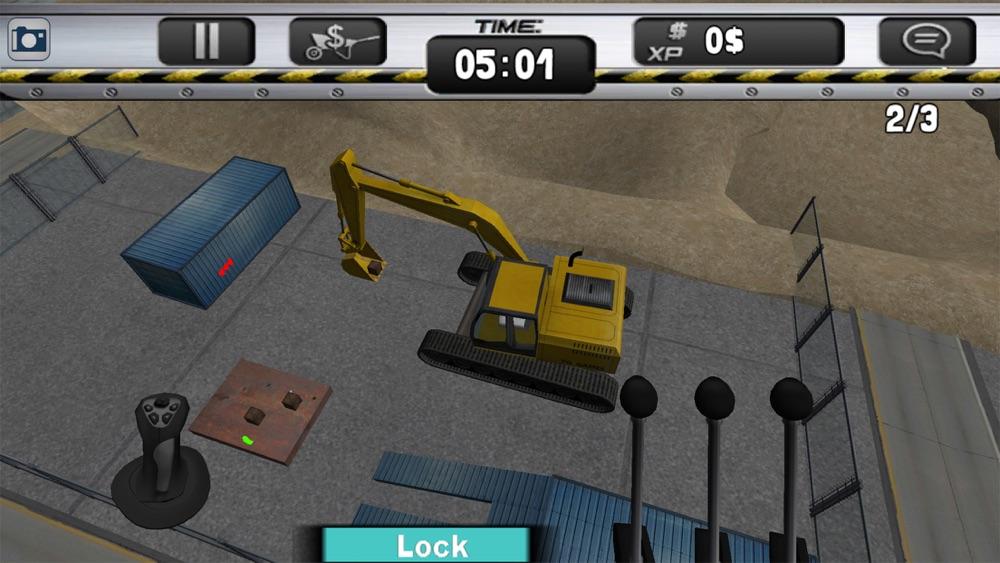 Excavator Quarry Simulator Mania – Claw, Skid, & Steer Backhoes & Bulldozers