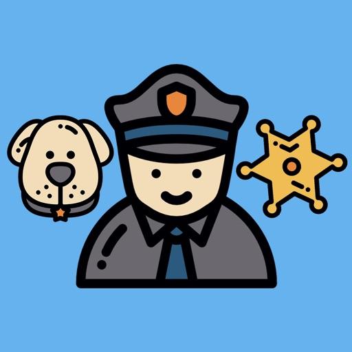 Police Cop Emoji