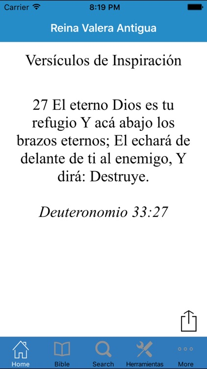 Santa Biblia Reina Valera Antigua screenshot-0