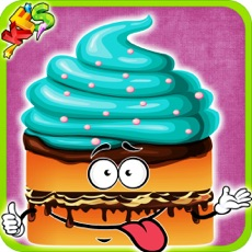 Activities of Ice Cream Sandwich Maker – Dessert cooking & scramble baking game
