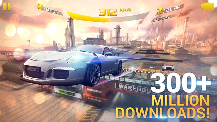 Asphalt 8: Airborne screenshot-0