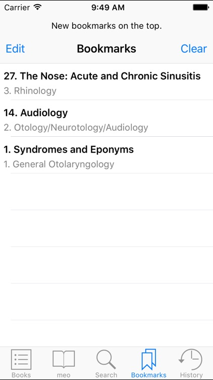 KJ Lee's Essential Otolaryngology, 11th edition screenshot-4