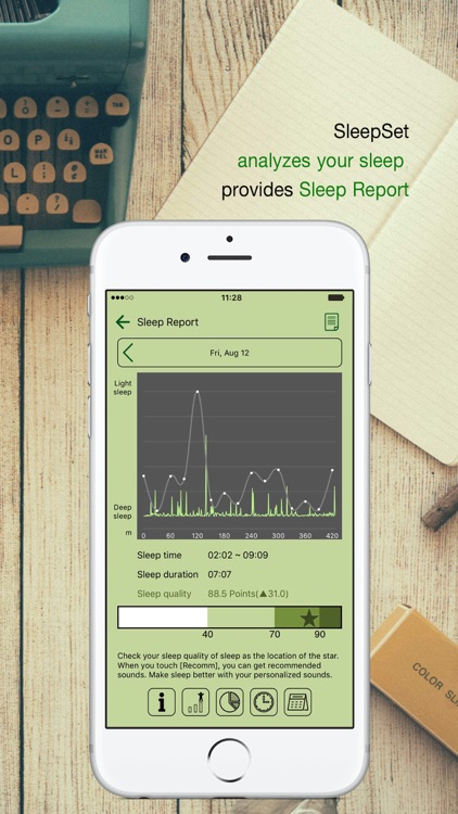SleepSet - healthy sleep consultant