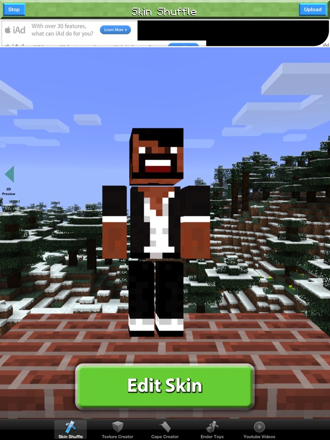 Skin Shuffler For Minecraft Game Textures Skins On The App Store - Geile skins fur minecraft