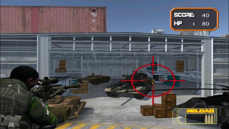 Army Strike Force 2 - Elite Sniper Assassin Shooter At War screenshot-3