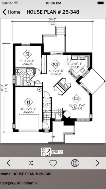 Multi-family House Plans Info screenshot-3