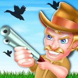 Duck bird hunter Animal trophy hunting Sniper Game