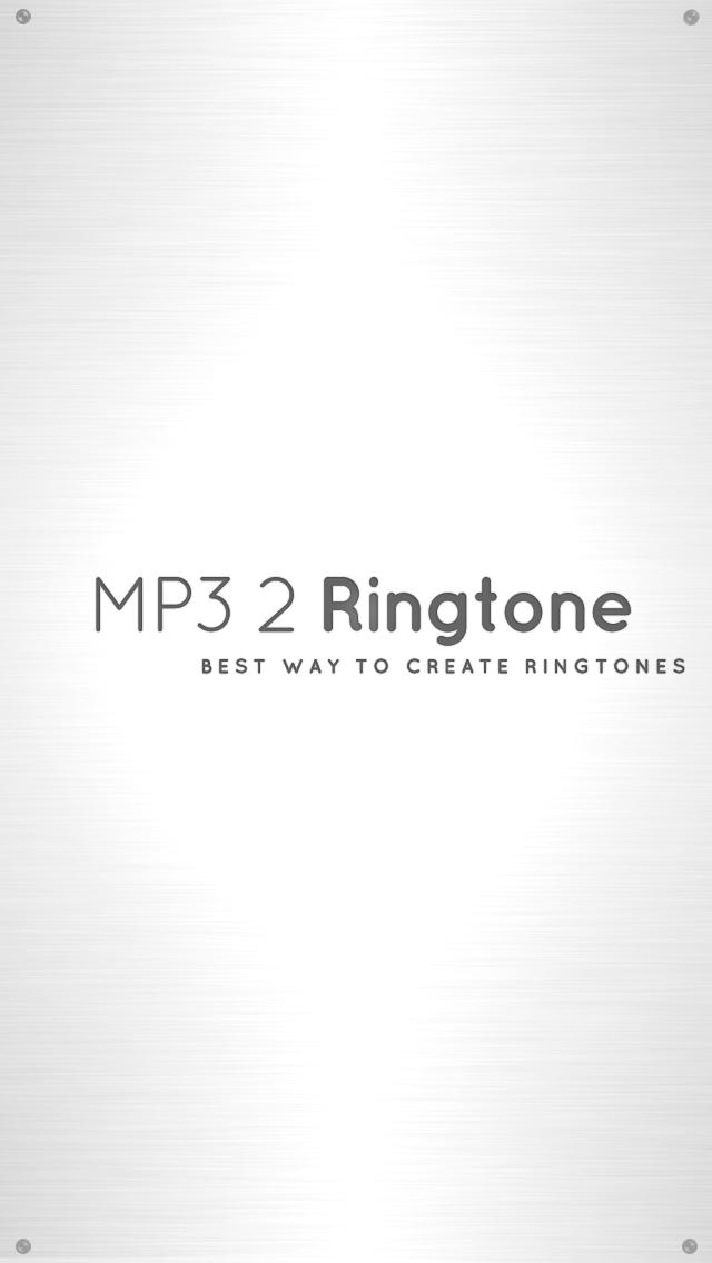 MP3 2 Ringtone [JP]のおすすめ画像1