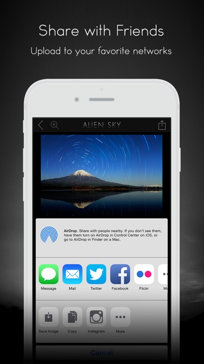 Alien Sky - Space Camera screenshot-4