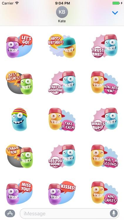 3D Expressions 2