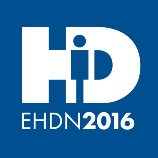 EHDN2016 Plenary Meeting