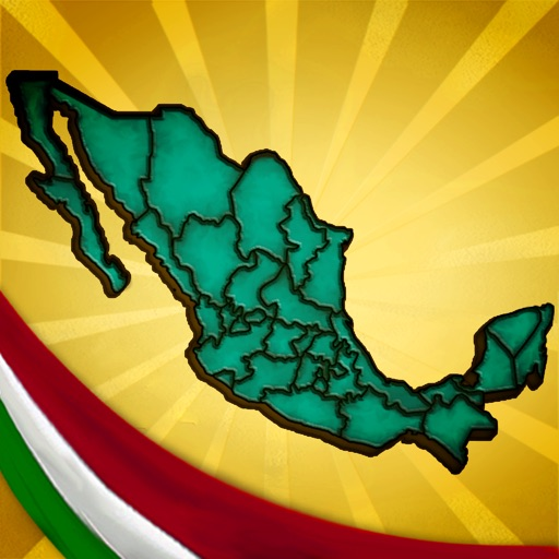 Estados de Mexico icon