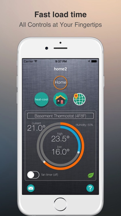 QuickControl: for Nest Learning Thermostat®