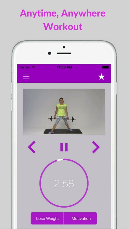 Barbell Exercises Workout and Training Routine screenshot-3
