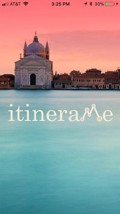 itineraMe screenshot-0