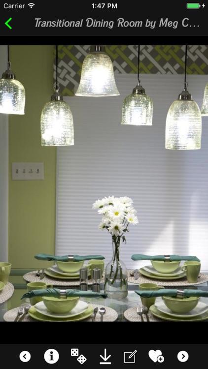 Dining Room Design Ideas screenshot-3