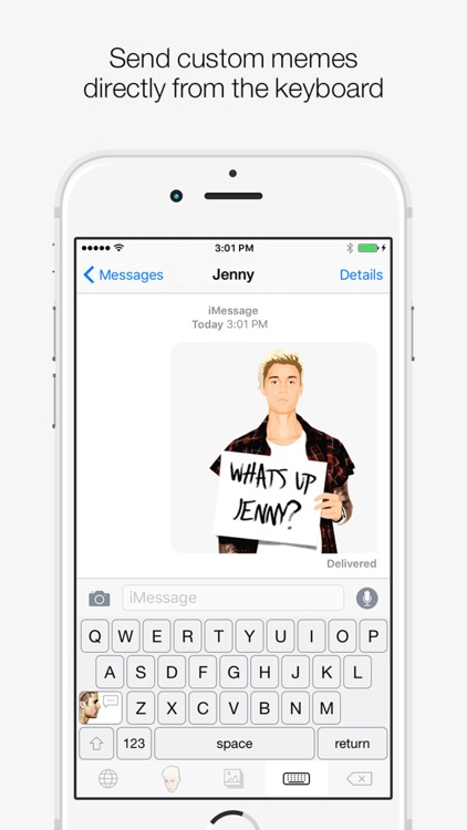 Justmoji screenshot-3