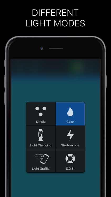 MyLight - Flashlight screenshot-4
