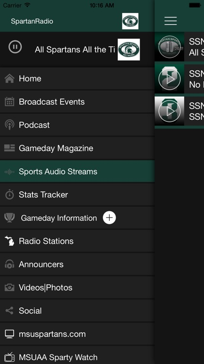 Spartan Sports Network screenshot-1