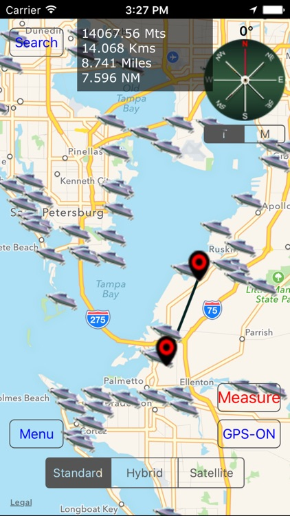 USA: Coastal Boat Ramps screenshot-3