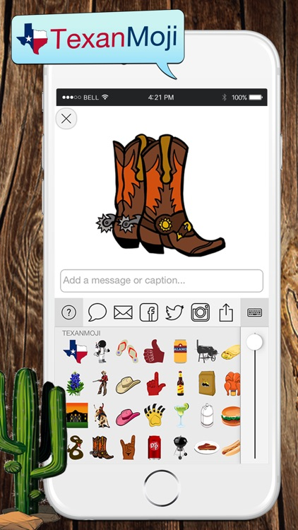 Texanmoji screenshot-4