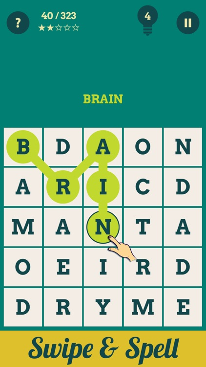 Brain Games : Words & Numbers for Brain Training screenshot-0