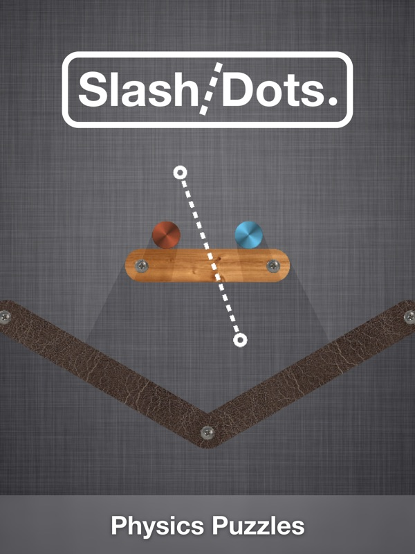 Slash/Dots  - Physics Puzzles - Online Game Hack and Cheat