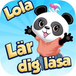 Lär dig läsa med Lola - Lolas Rimmande orddjungel
