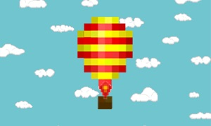 Floaty Balloon - A Free Arcade Game!