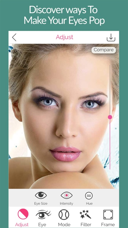 Insta Eye Color Changer - Cosmetic,Contact Lenses,Makeup Tool For Facebook & Social App