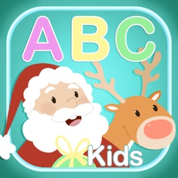 ABC: Christmas Alphabet For Kids - Learn the Alphabet