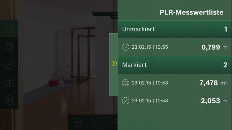 PLR measure&go screenshot-3