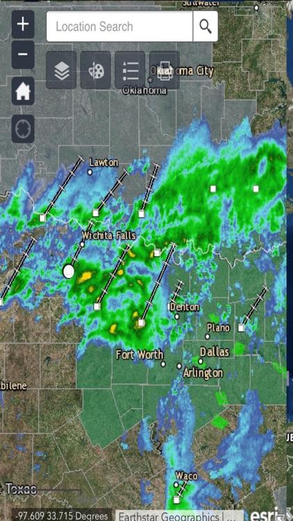 Tornado Tracker Radar Pro